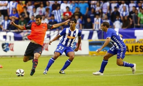 Bóng đá - Alaves vs Real Sociedad 00h30 ngày 22/03