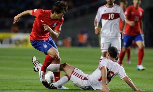 Lebanon vs Hàn Quốc 20h00 ngày 14/11