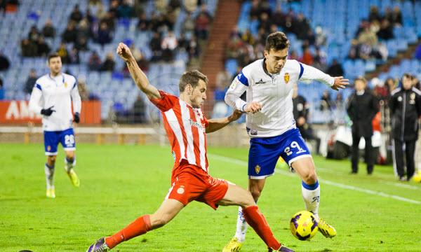 Girona vs Zaragoza 00h30 ngày 04/07