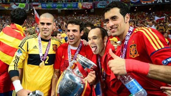 Bóng đá - Phát hiện: CLB nào vô địch... EURO 2012?
