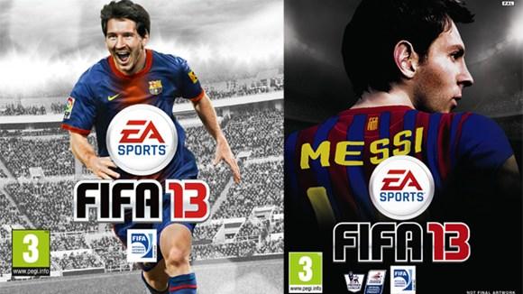 Bóng đá - Messi - người đại diện của FIFA 2013