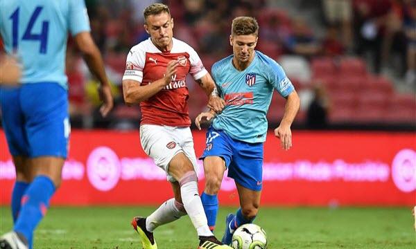 Bóng đá - Arsenal vs Lazio 01h00, ngày 05/08