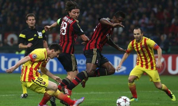 Bóng đá - AC Milan vs Barcelona 07h00, ngày 05/08
