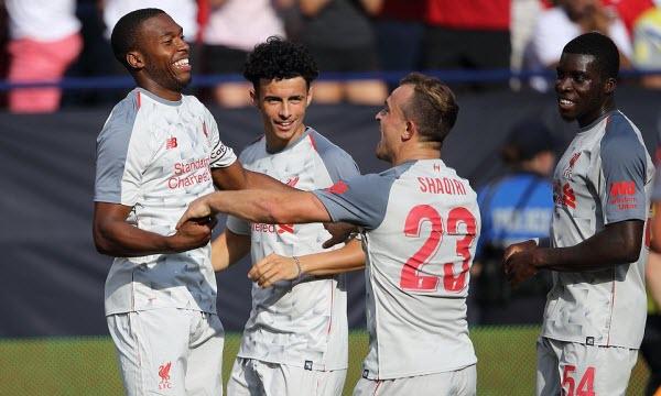 Bóng đá - Liverpool vs Napoli 00h00, ngày 05/08