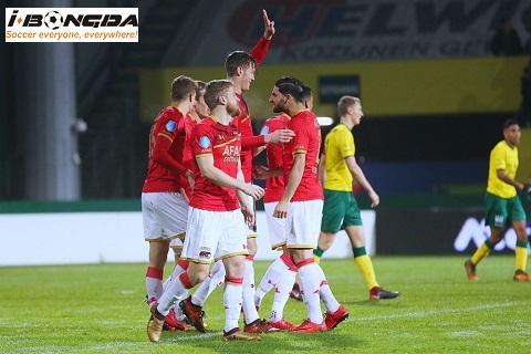 Bóng đá - Fortuna Sittard vs AZ Alkmaar 23h45 ngày 26/9
