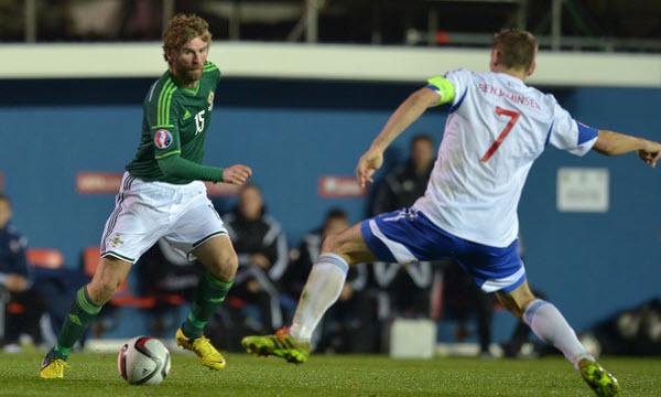 Bóng đá - Faroe Islands vs Bắc Ireland 01h45, ngày 05/09