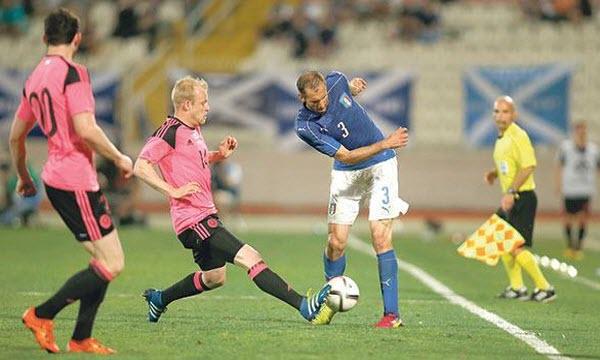 Bóng đá - Malta vs Scotland 01h45, ngày 05/09
