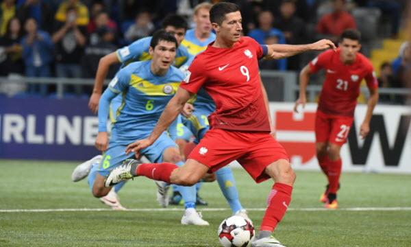 Bóng đá - Ba Lan vs Kazakhstan 01h45, ngày 05/09