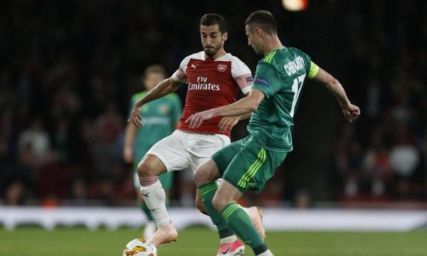 Bóng đá - Qarabag vs Arsenal 23h55, ngày 04/10
