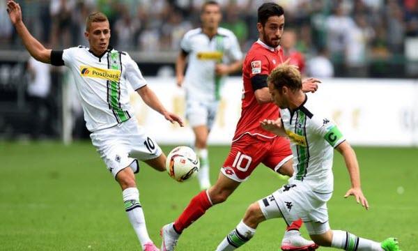 Bóng đá - Monchengladbach vs Mainz 05 21h30, ngày 04/11