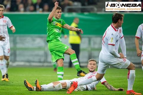 Bóng đá - Monchengladbach vs Fortuna Dusseldorf 21h30 ngày 04/11