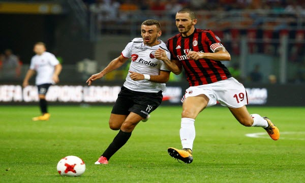 Bóng đá - Udinese vs AC Milan 02h30 ngày 05/11