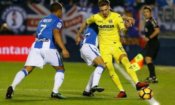 Bóng đá - Levante vs Villarreal 11/03/2019 00h30