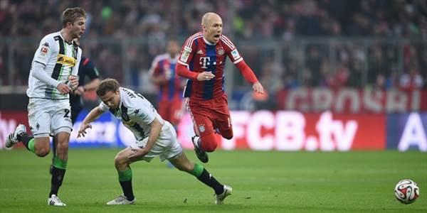 Bóng đá - Monchengladbach vs Bayern Munich 21h30, ngày 05/12