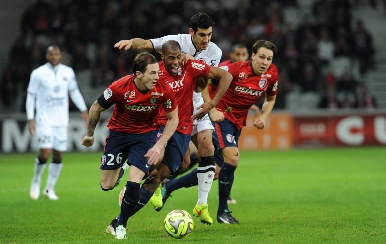 Bóng đá - Caen vs Lille OSC 02h00, ngày 06/12