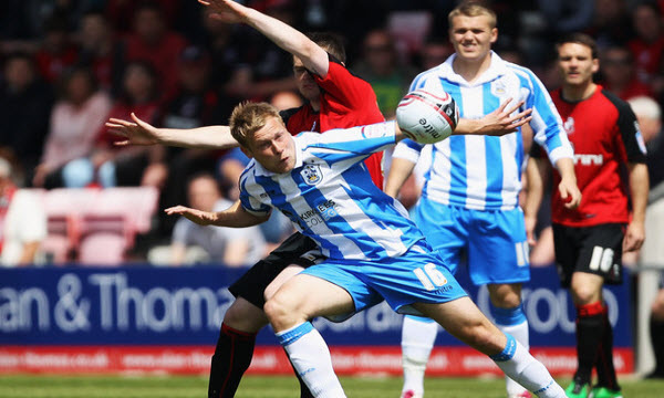Bóng đá - Huddersfield Town vs AFC Bournemouth 09/03/2019 22h00