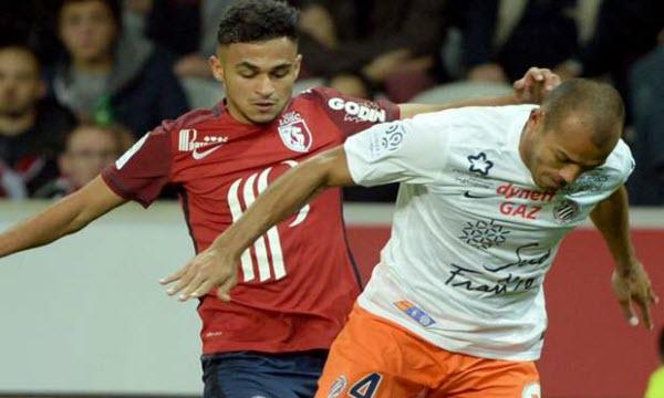 Bóng đá - Montpellier vs Lille OSC 03h00 ngày 05/12