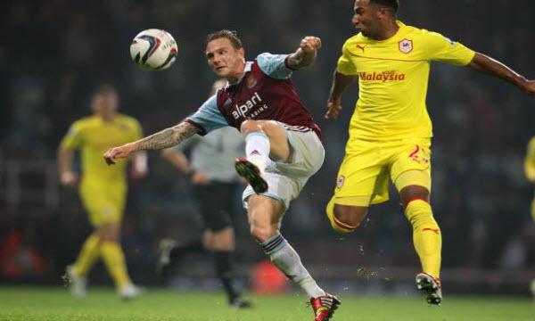 Bóng đá - West Ham United vs Cardiff City 02h45 ngày 05/12