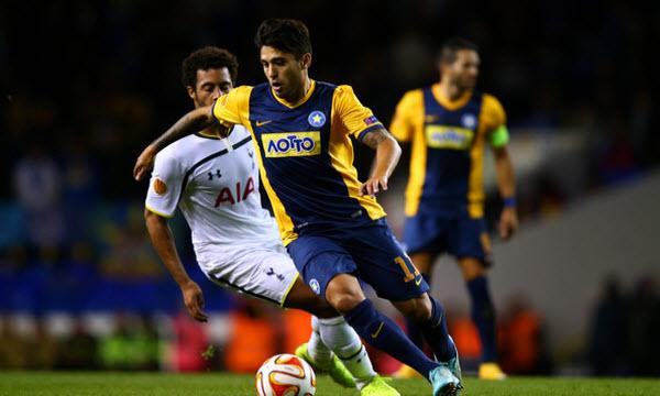 Bóng đá - Larisa vs Asteras Tripolis 23h15 ngày 07/06