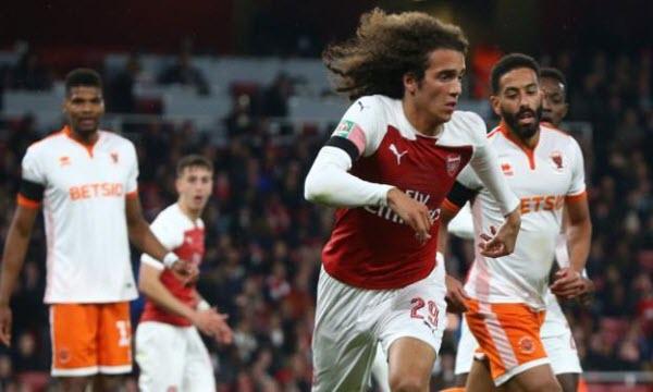 Bóng đá - Blackpool vs Arsenal 00h30 ngày 06/01
