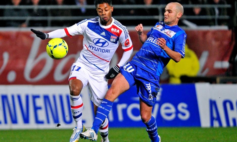 Bóng đá - Lyon vs ES Troyes AC: 02h55, ngày 06/02