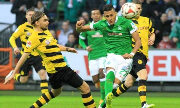 Bóng đá - Werder Bremen vs Borussia Dortmund 23h30 ngày 04/05