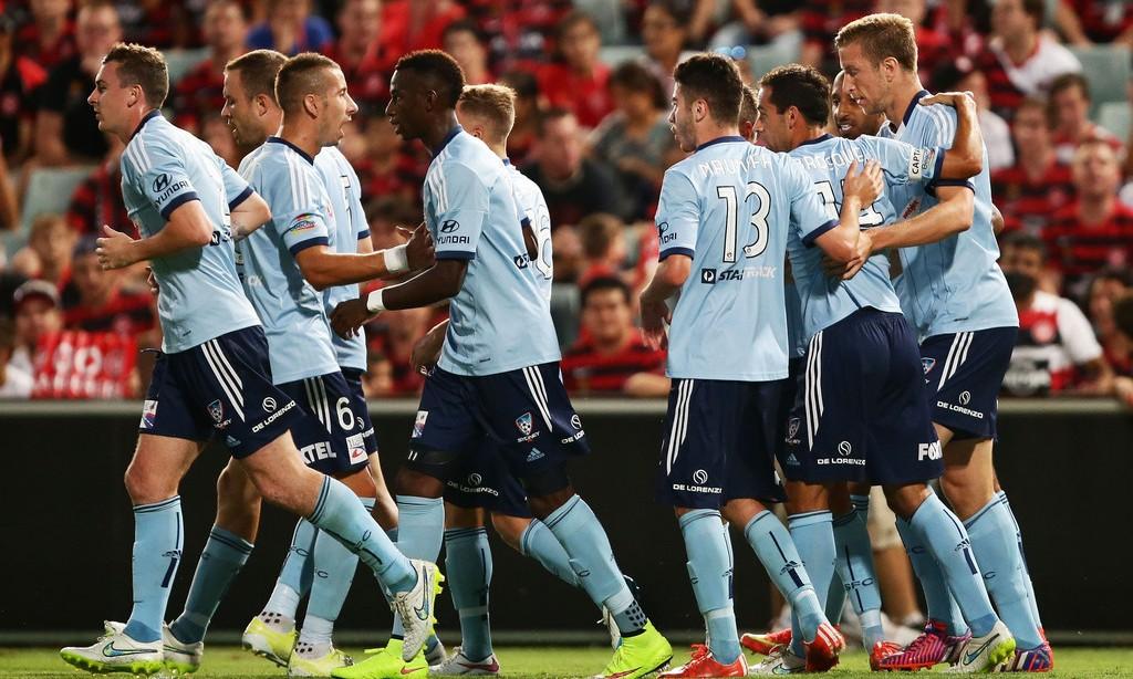Sydney FC vs Newcastle Jets FC 13h35 ngày 19/01
