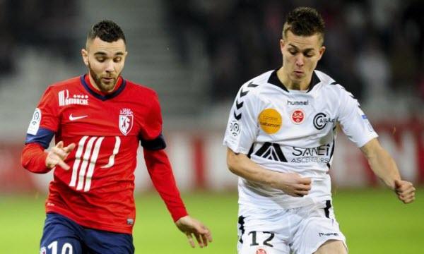 Bóng đá - Stade Reims vs Lille OSC 20h00 ngày 07/04
