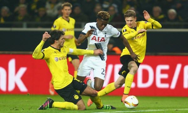 Bóng đá - Borussia Dortmund vs Tottenham Hotspur 03h00 ngày 06/03