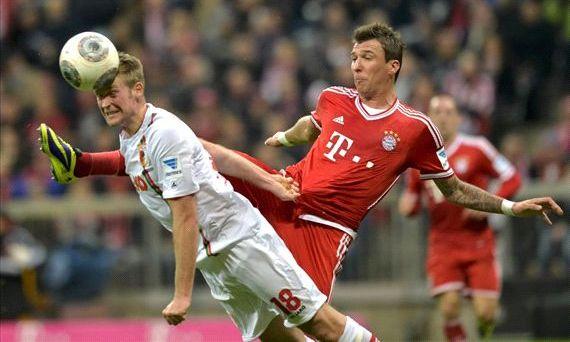 Bóng đá - Thông tin trước trận cầu đinh: Augsburg - Bayern
