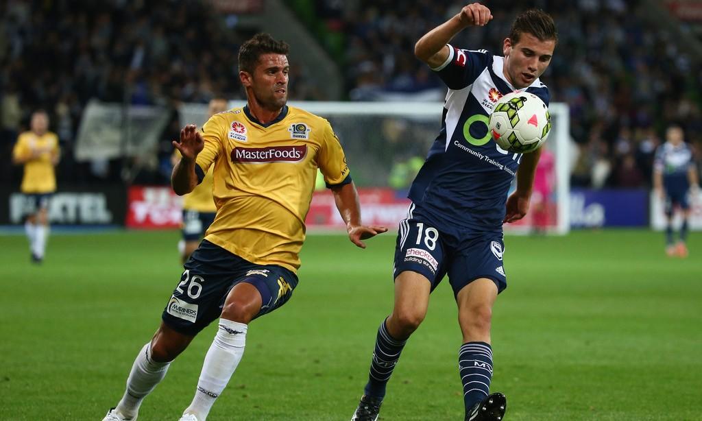 Bóng đá - Melbourne Victory FC vs Wellington Phoenix 16h50 ngày 03/05