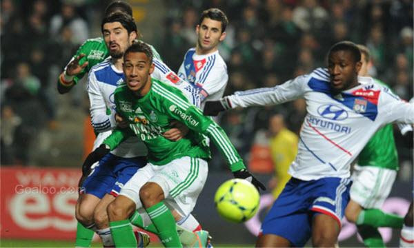 Bóng đá - Saint-Etienne vs Bordeaux 01h45, ngày 06/05