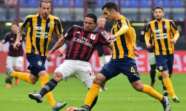 Bóng đá - AC Milan vs Hellas Verona 22h59, ngày 05/05