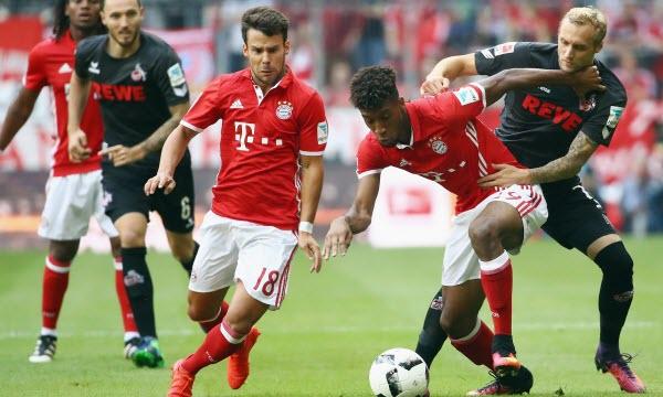 Bóng đá - Koln vs Bayern Munich 20h30, ngày 05/05