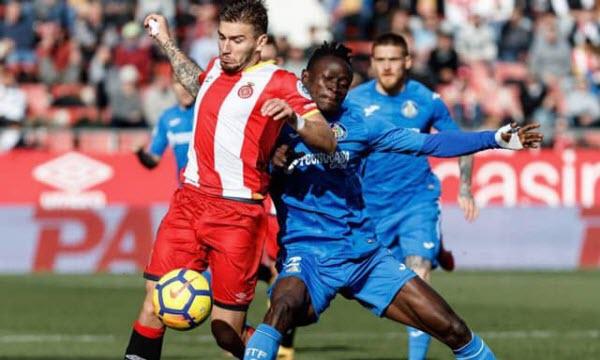 Bóng đá - Getafe vs Girona 17h00 ngày 05/05