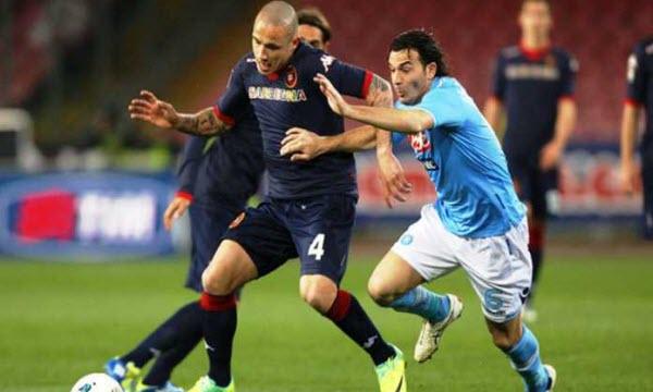 Bóng đá - Napoli vs Cagliari 01h30 ngày 06/05