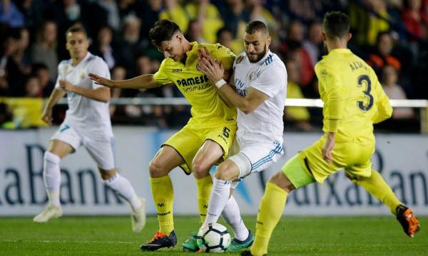 Bóng đá - Real Madrid vs Villarreal 21h15 ngày 05/05