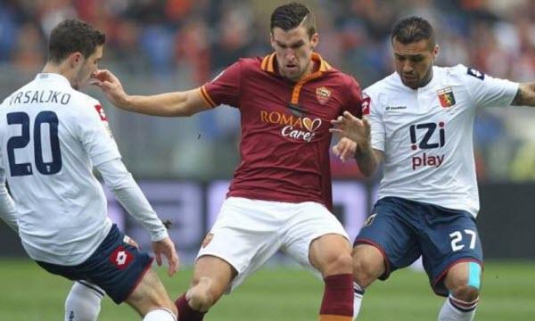Bóng đá - Genoa vs AS Roma 23h00 ngày 05/05
