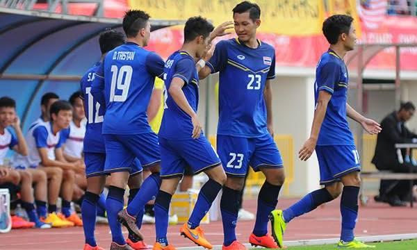 Brunei U23 vs Thái Lan U23 17h00 ngày 24/03