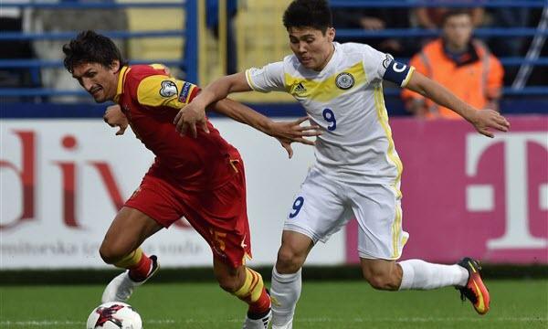 Bóng đá - Kazakhstan vs Azerbaijan 21h00, ngày 05/06