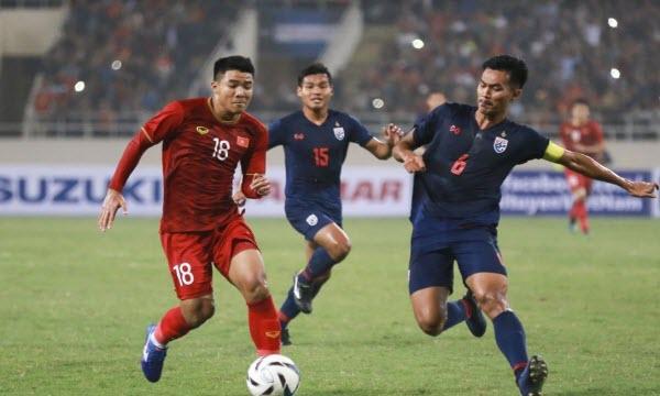 Bóng đá - Thái Lan vs Việt Nam 19h45 ngày 05/06