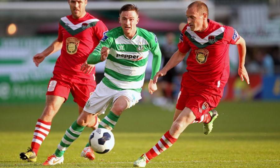 Bóng đá - St. Patrick's vs Shamrock Rovers 02h45 ngày 09/03