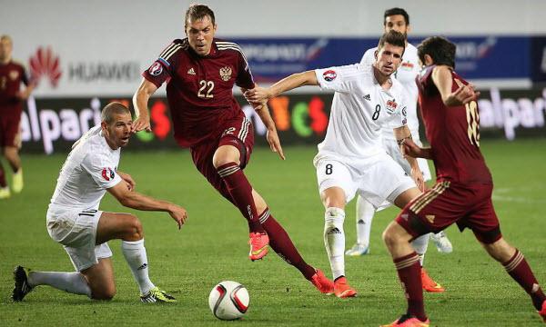 Bóng đá - Montenegro vs Liechtenstein 01h45, ngày 06/09