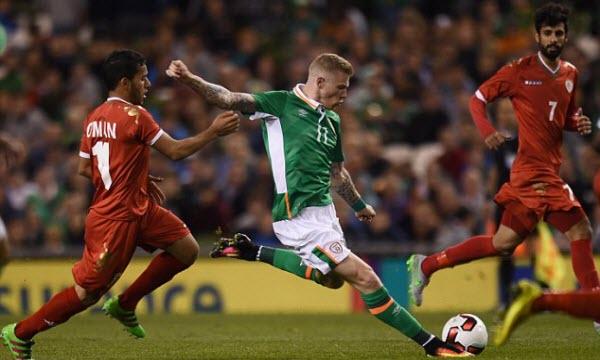Bóng đá - Serbia vs CH Ireland 01h45, ngày 06/09