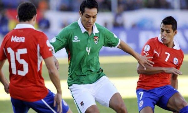 Nhận định dự đoán Chile vs Bolivia 8h30 ngày 9/6