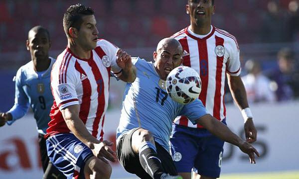 Nhận định dự đoán Uruguay vs Paraguay 5h ngày 4/6