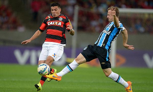 Bóng đá - Internacional (RS) vs CR Flamengo (RJ) 07h45, ngày 06/09