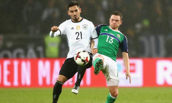 Bóng đá - Bắc Ireland vs Đức 01h45, ngày 06/10