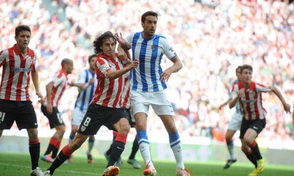 Bóng đá - Dự đoán kết quả bóng đá Athletic Bilbao vs Real Sociedad ngày 06/10