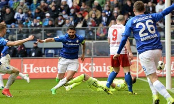 Bóng đá - Hamburger vs Darmstadt 19h00 ngày 16/03